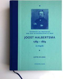 Biografie Joost Halbertsma