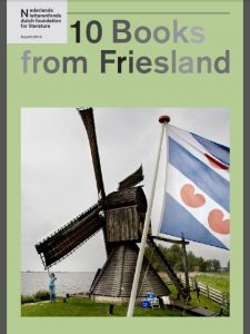 Brochure Friese literatuur voor Frankfurter Buchmesse 2013