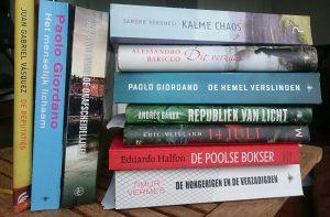 Werk voor Biblion: uittreksels van niet-Nederlandse literatuur